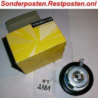 Spannrolle Zahnriemen Triscan Tridon 864629145 8646 29145 NT2181