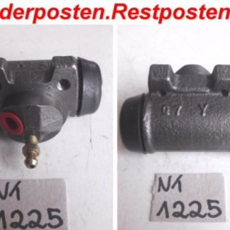 Radbremszylinder Radzylinder hi. li. Peugeot 104 504 Renault 9 809932 NT1225