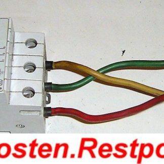 Stromerzeuger Berlan BSTE5000LD Sicherungsautomat GS1109