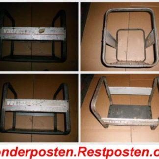Voltelec D2500 Yanmar L40 Ersatzteile Rahmen