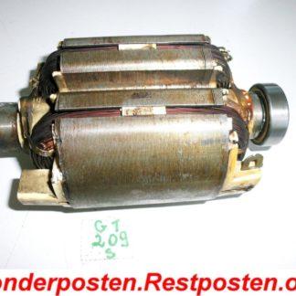 Voltelec D2500 Yanmar L40 Rotor Anker