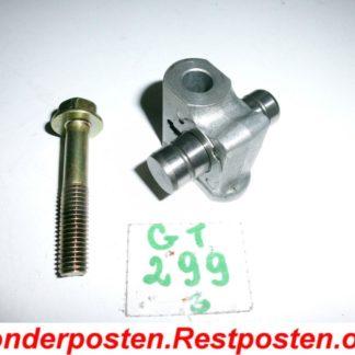 Voltelec D2500 Yanmar L40 Teile Halter Kipphalter
