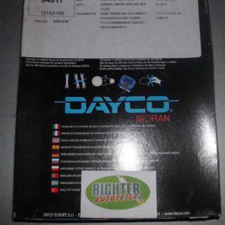 Zahnriemen Dayco 94017 Audi Seat VW | NT103