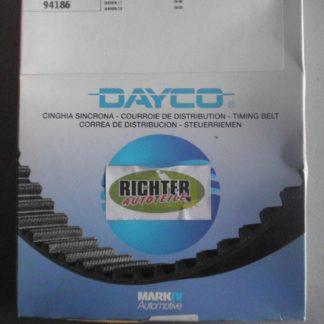 Zahnriemen Dayco 94186 Rover | NT116