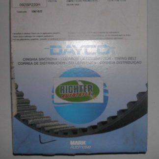 Zahnriemen Dayco 94216 Hyundai | NT146