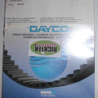 Zahnriemen Dayco 94618 Honda Rover | NT197
