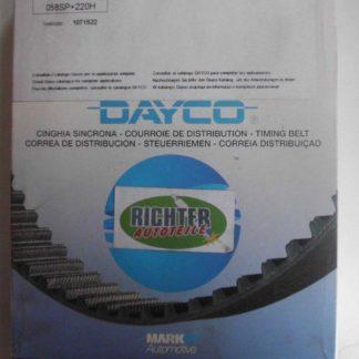 Zahnriemen Dayco 94720 Rover | NT215
