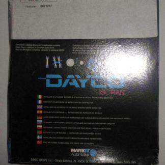 Zahnriemen Dayco 94782 Renault | NT173