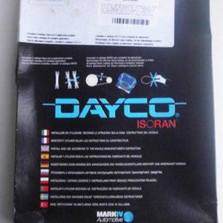 Zahnriemen Dayco 94833 Opel | NT162