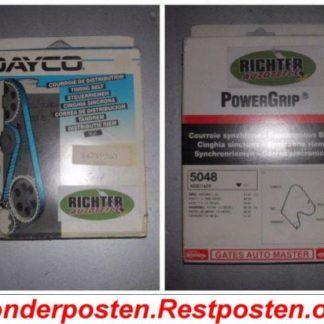 Zahnriemen Dayco / Gates 94240 5048 Opel | NT111