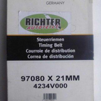 Zahnriemen Flennor 94404 Audi | NT158
