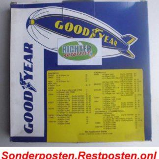 Zahnriemen Goodyear G1116H Opel | NT151
